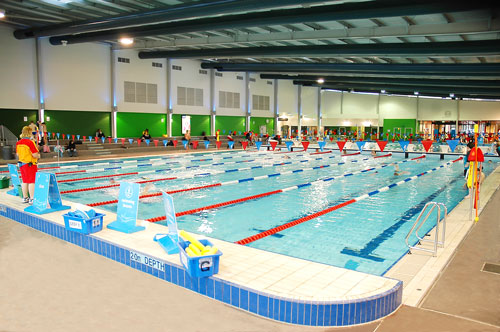 maribyrnong aquatic centre web building system
