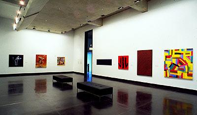 Ian Potter Museum of Art building system