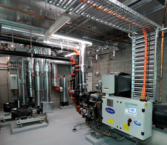 controltech installation cable runs