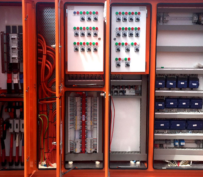 controltech mechanical electrical installation